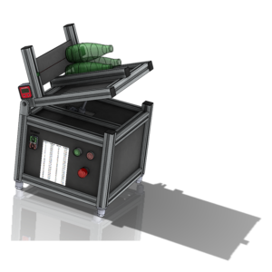 Fabrication de machines de contrôle