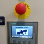 Mise à jour d'un système de régulation de pression d'air